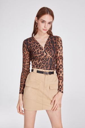 AILLEN FITTED TOP