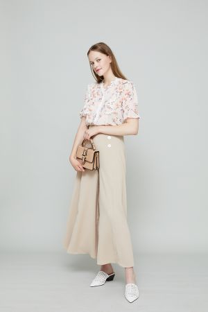 NELLY FLORAL BLOUSE