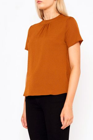GEMMA HIGH NECK TOP