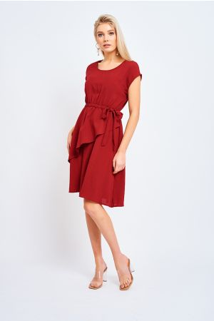 MIRA LAYERED DRESS