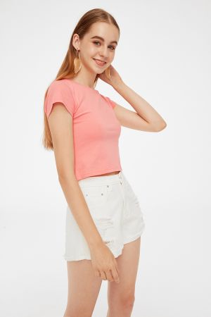 CUSCO CROP TEE