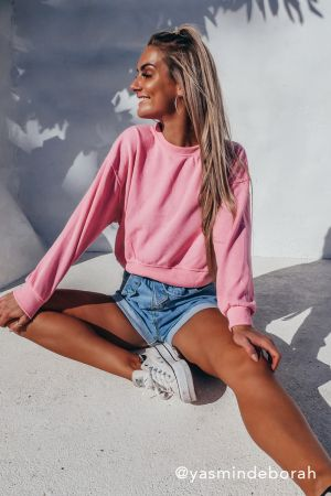 OVERSIZED SWEATSHIRT (324975)