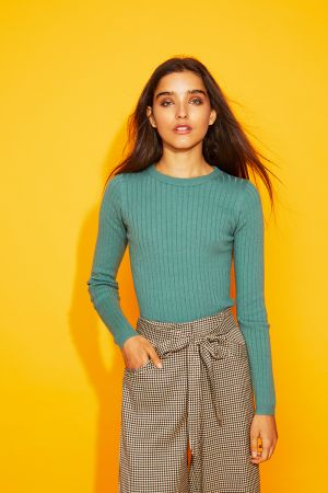 HALEY KNIT TOP