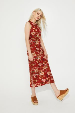 OPHERIA MIDI DRESS