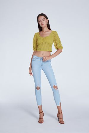 BRAZILIA CROP TOP