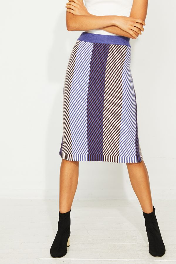 CALABRIA KNIT SKIRT (ONE SIZE)