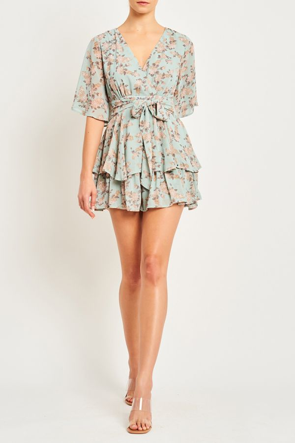WISTERIA WHIMSY PLAYSUIT (321434)