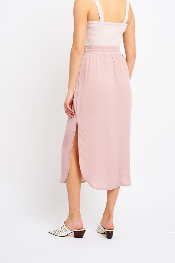 JASPER SCOOP SKIRT