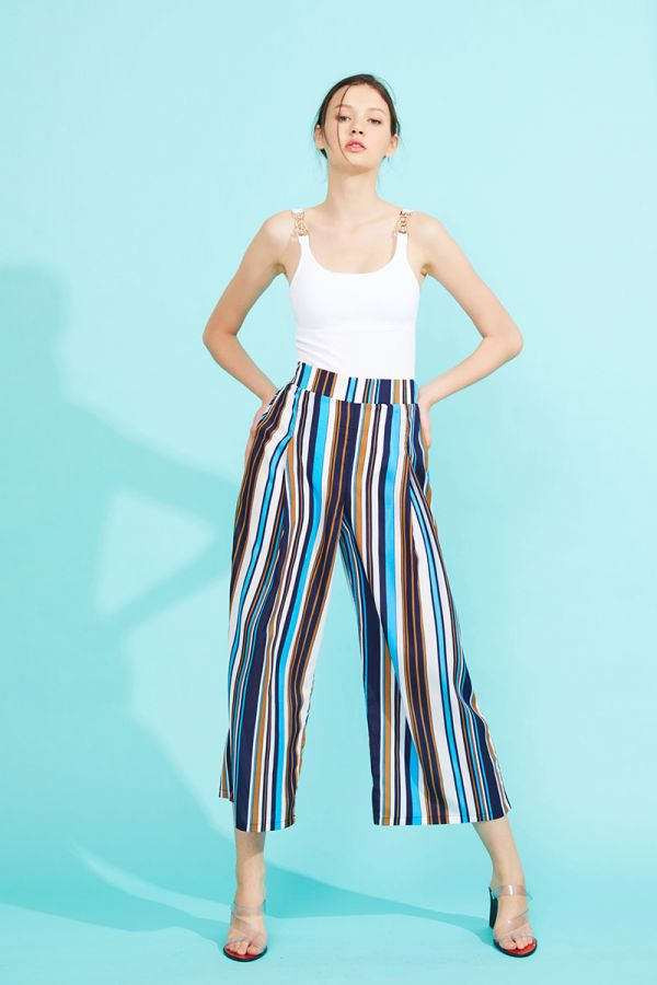 KELLY WIDE LEG PANTS (322028)