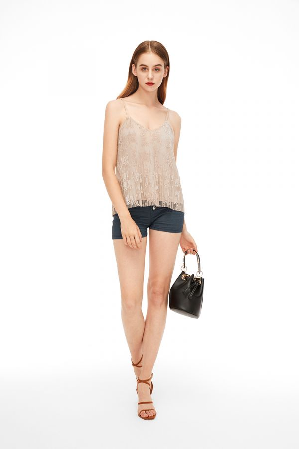JULIET LACE CAMI TOP