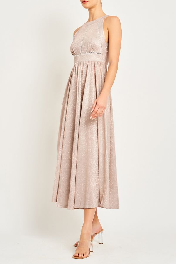NICOLE SLEEVELESS  DRESS