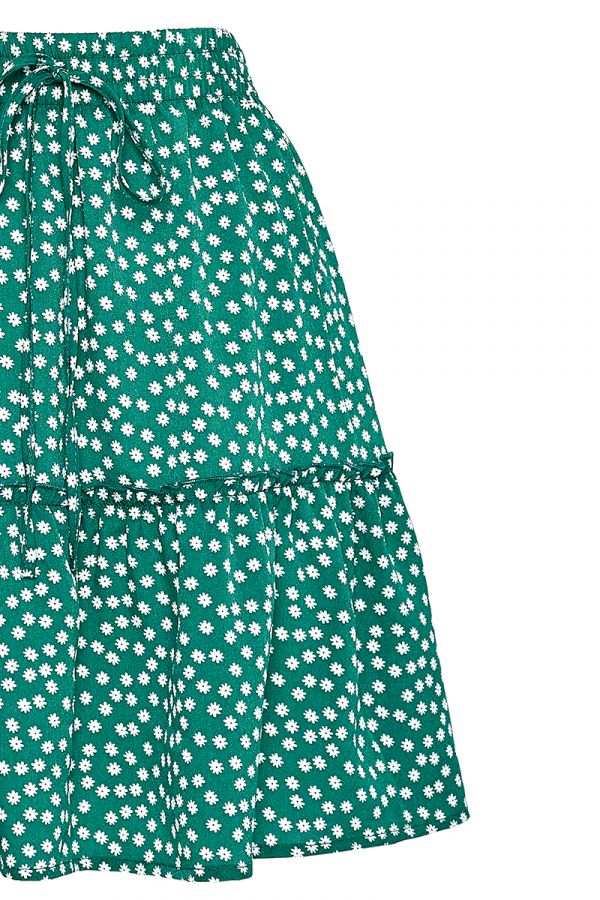 YOKO POLKA DOT MINI SKIRT (323364)