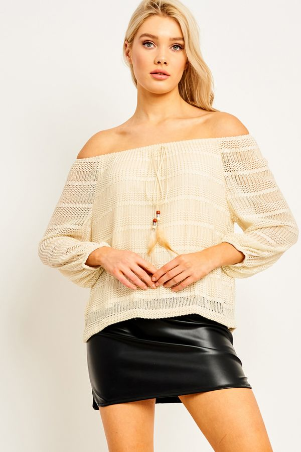 LOLA LONG SLEEVE TOP (323434)