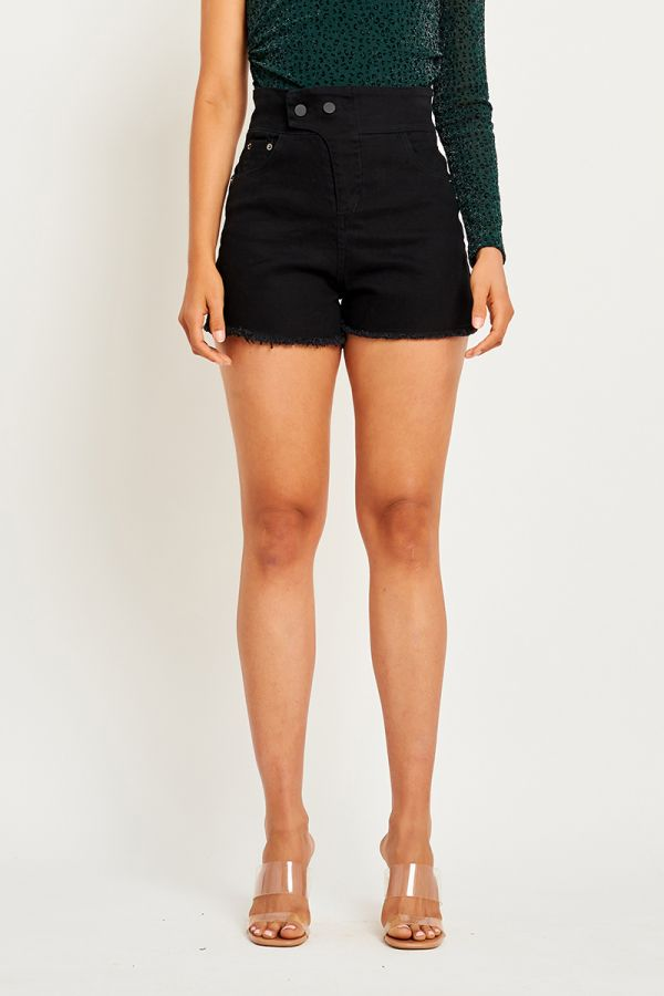 LIA DENIM SHORTS (323495)