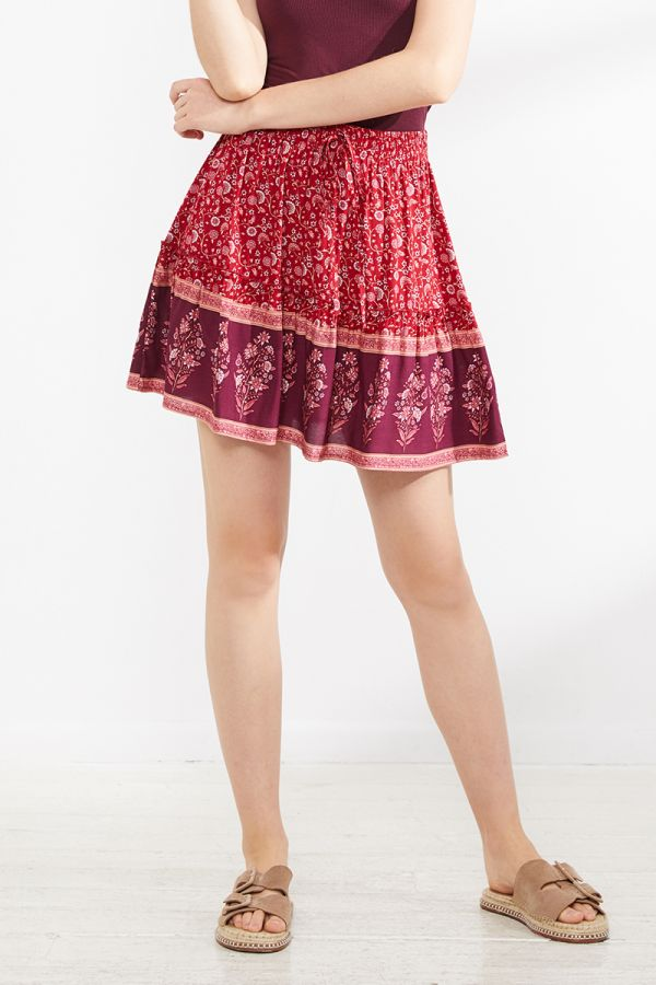 NOELLA MINI SKIRT (323781)