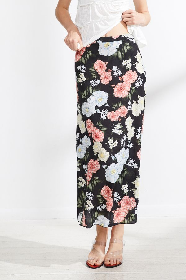 ENDLESS MAXI SKIRT (323803)