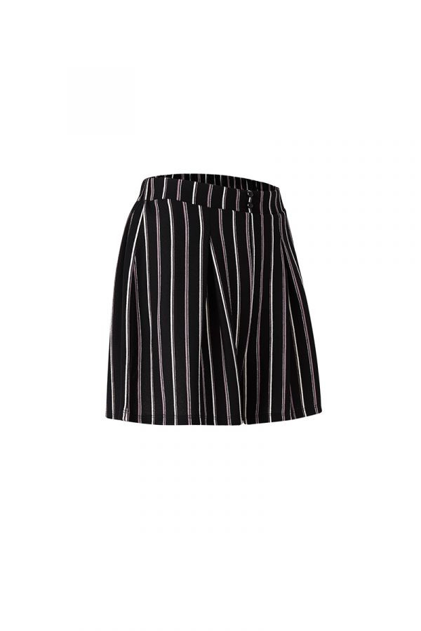 MINDA PLEATED SHORTS (323871)