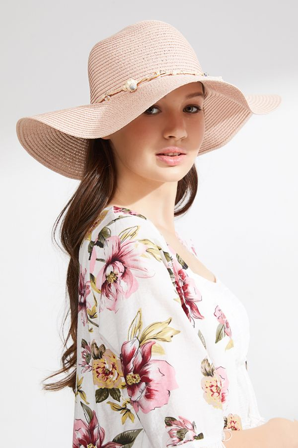 WILLOW STRAW HAT