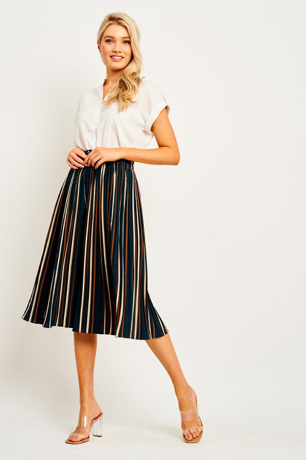 ROMINA WIDE LEG PANTS (323964)