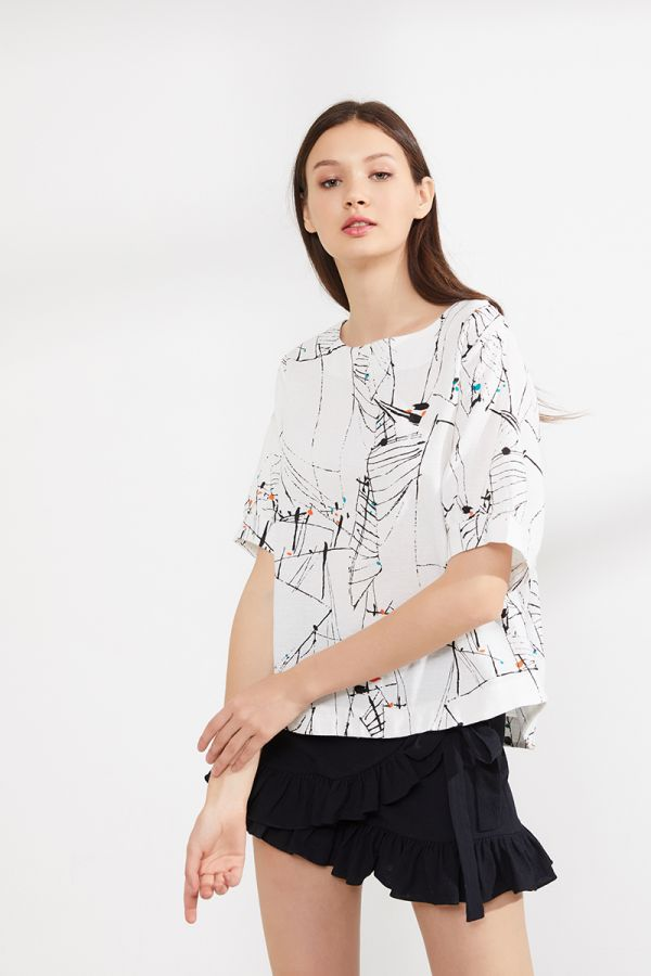 SPLATTER TOP (324097)