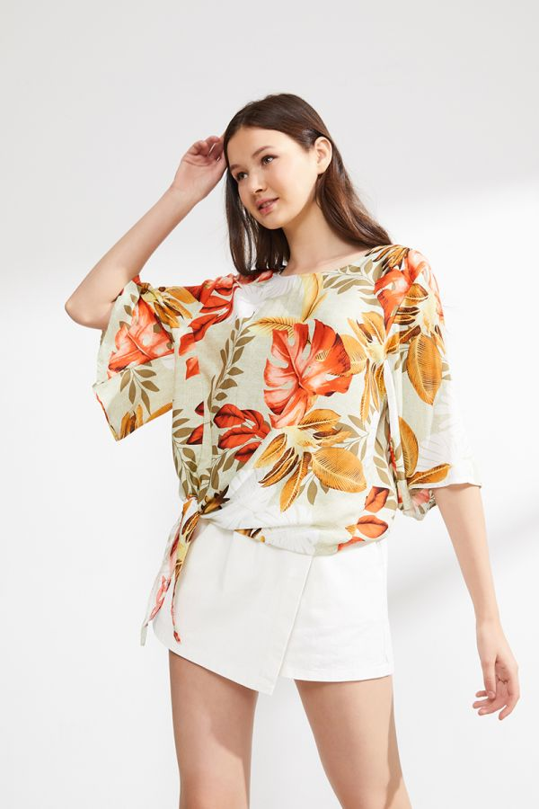 OASIS TIE UP TOP (324101)