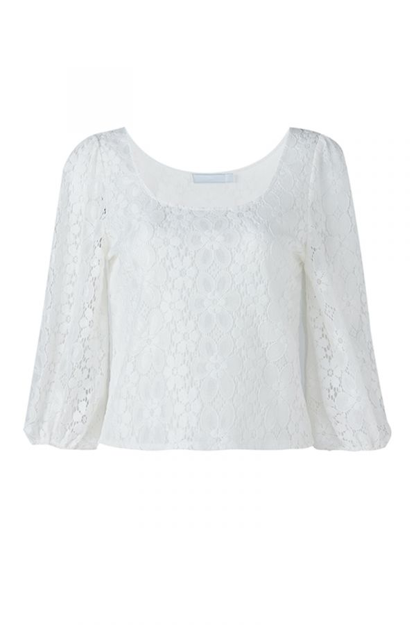 MARINETTE LACE TOP (324180)