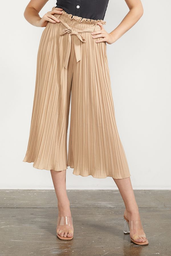 TAYLOR PLEATED PANTS (324487)