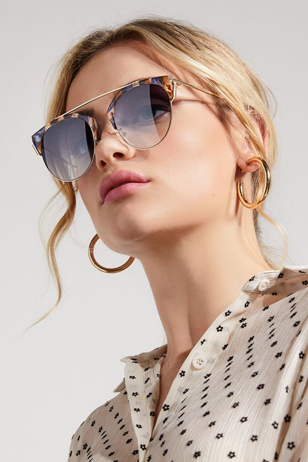 COOL TOP BRIDGE SUNGLASSES (324935)