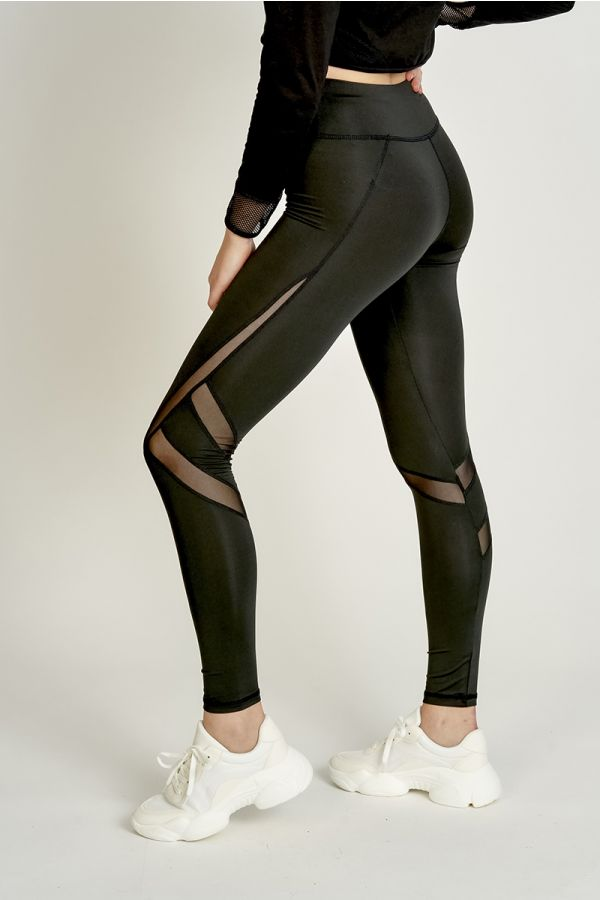 MESH PANEL LEGGINGS (325075)