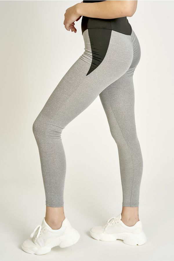 RUCHED DETAIL LEGGINGS (325080)