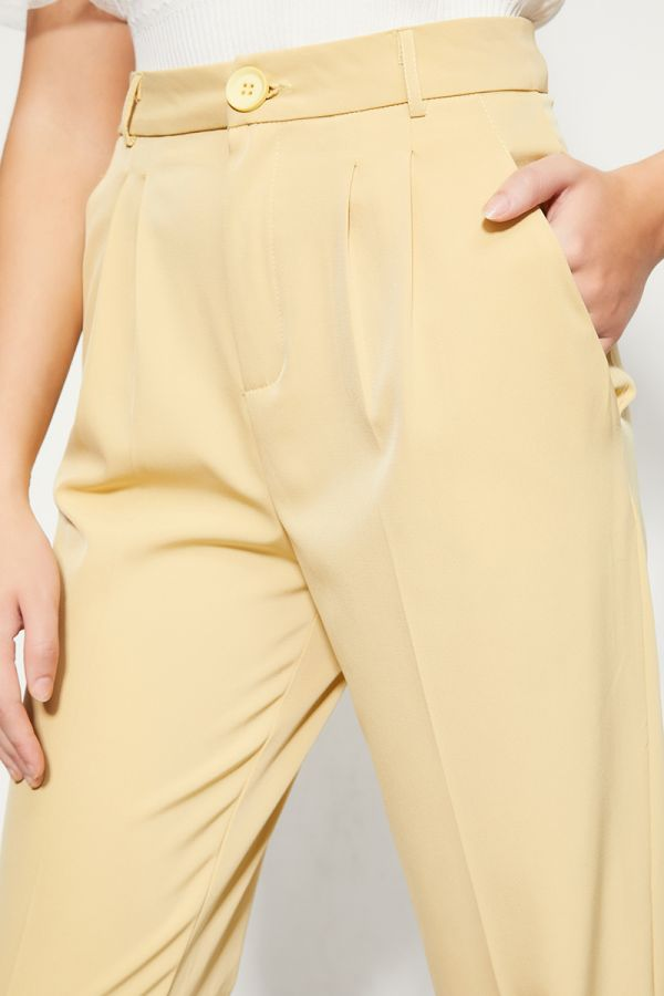 SOLID PEG PANTS (325520)