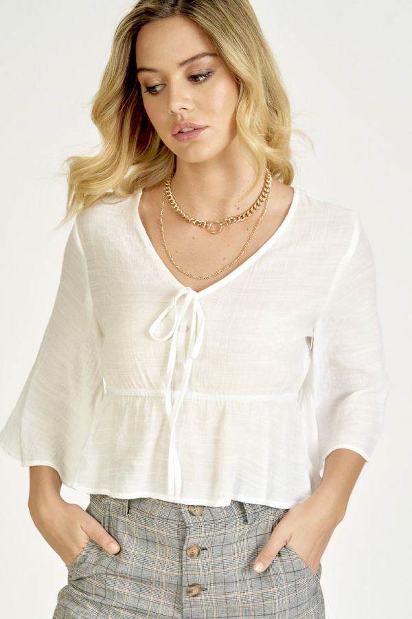 WING SLEEVE TOP (325596)