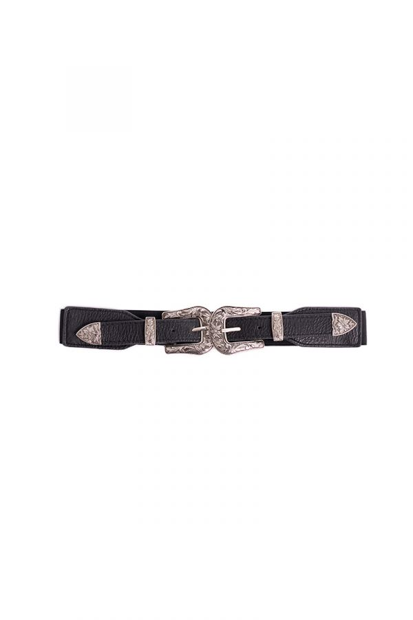 VINTAGE COWBOY HIGH WAISTED BELT