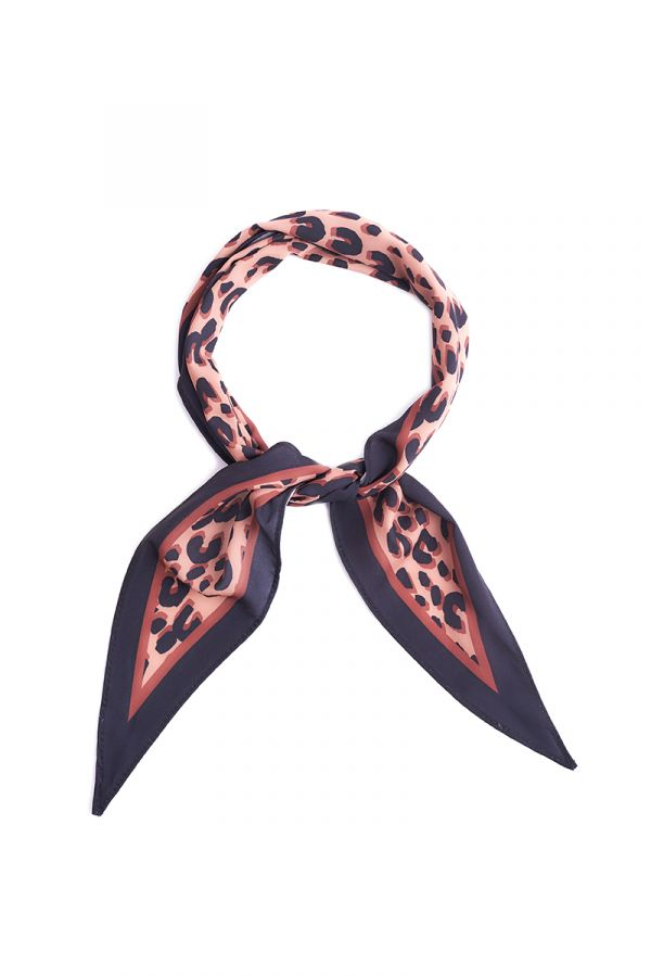 DARL TIGER NECK SCARF