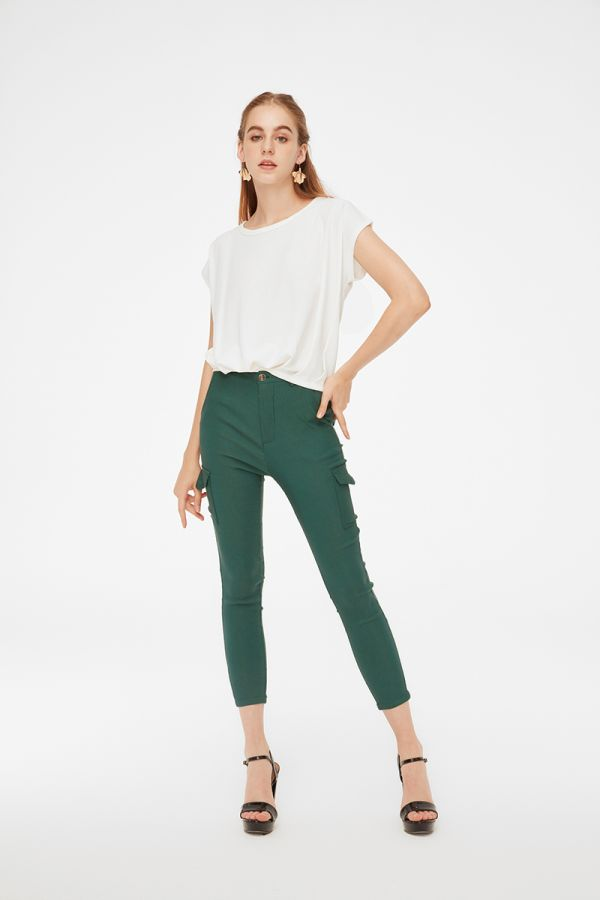 NUBIA POCKET TROUSERS