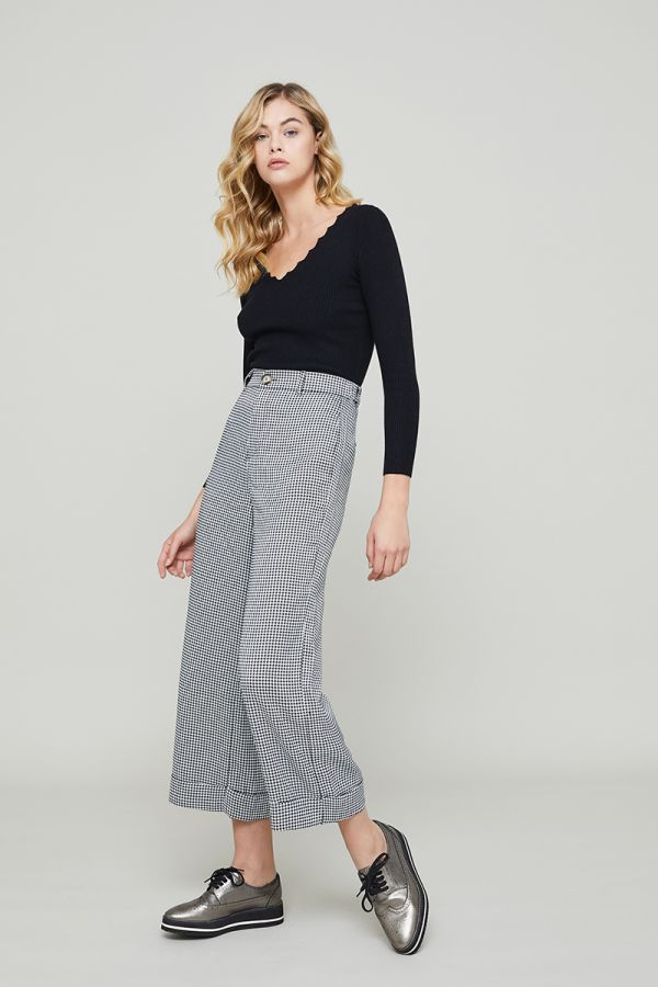 LUNA WIDE LEG PANTS