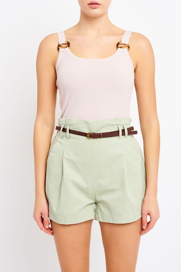LINA TAILORED SHORTS