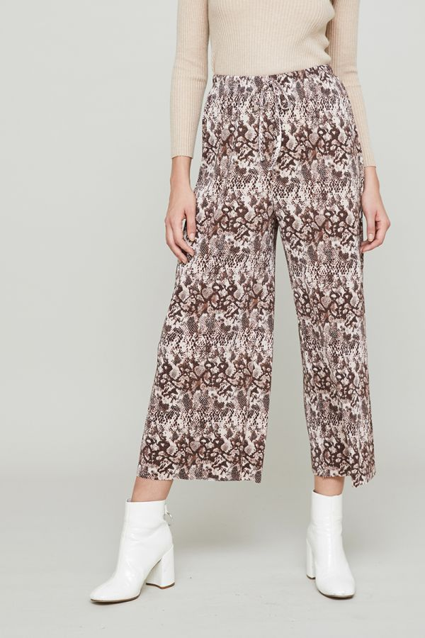 VENOMOUSE WIDE LEG PANTS