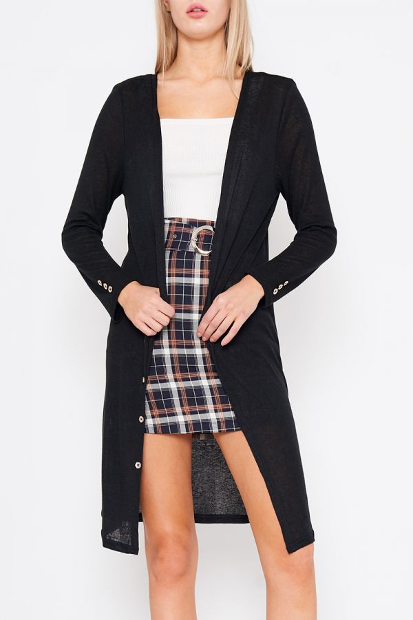 TILLY LONGLINE CARDIGAN