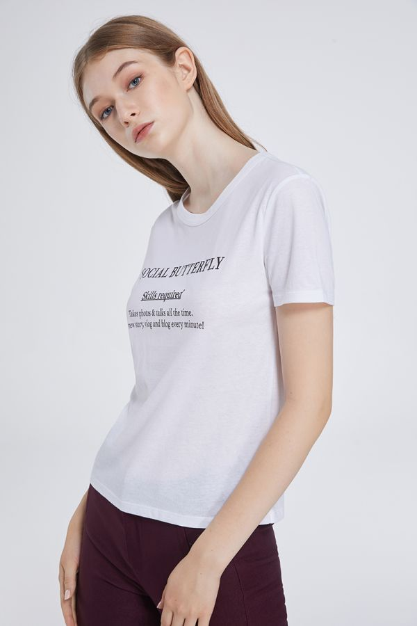 ORACLE SLOGAN TEE