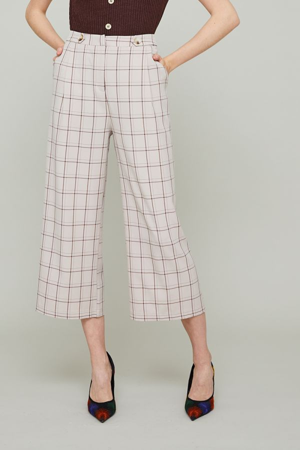 BRANDIE WIDE LEG PANTS