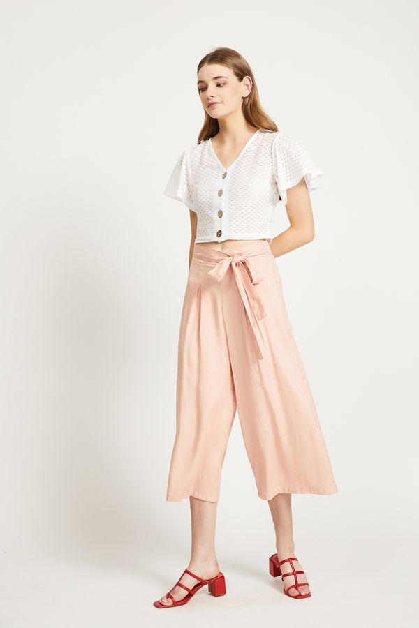 LISA WIDE LEG PANTS